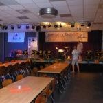 Inrichten zaal dirgelenfeest 2016 (11) w