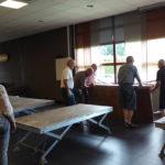 Inrichten zaal dirgelenfeest 2016 (2) w